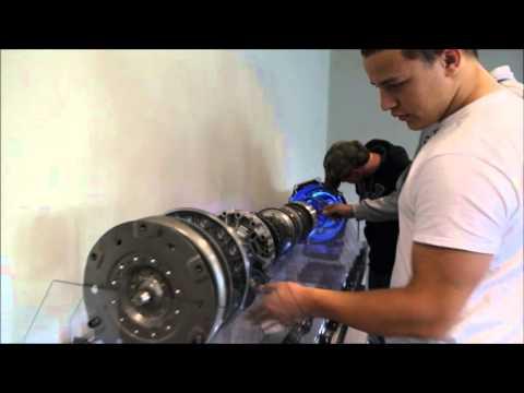 Apprenticeship Carolina, ZF Transmission LLC & Piedmont Technical College Testimonial