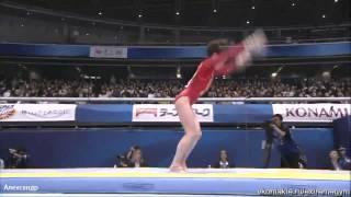 Спортивная гимнастика девушки HD mp4