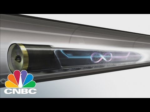 Connecting The World With Hyperloop Technology | Squawk Box | CNBC