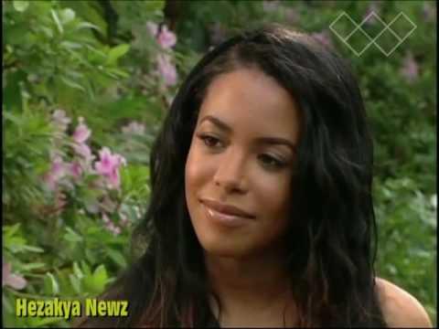 Aaliyah CBS Interview