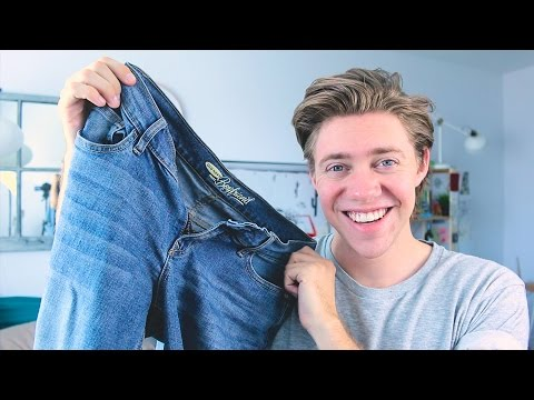 Why I Wear Women's Jeans