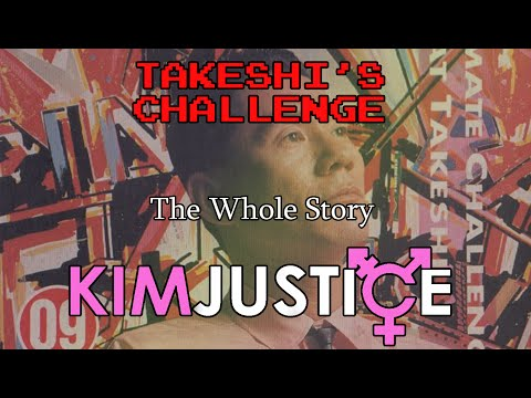 Takeshi's Challenge Review - NES/Famicom:  The Whole (Weird) Story - Kim Justice