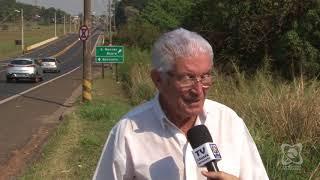 Vereador Carreira pede alça de acesso e guard rails na Marechal Rondon
