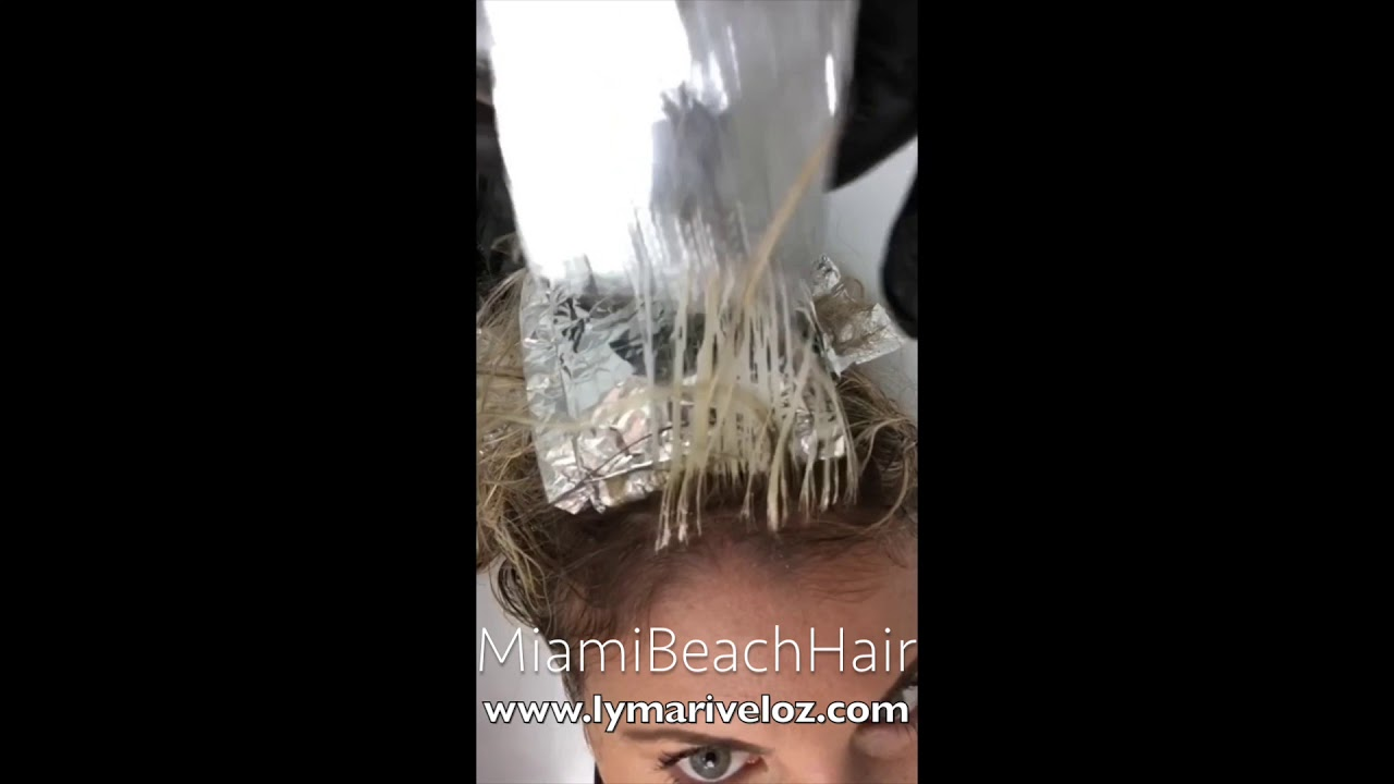 Hair By Lymari Veloz Highlights Haircut And Toner In Miami Beach Fl