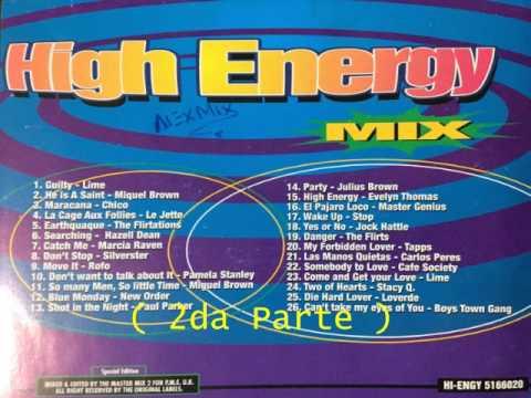 High Energy  80s   ( 2 Parte )