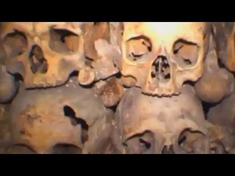 BACKPACKERS presents: The Catacombs of Paris