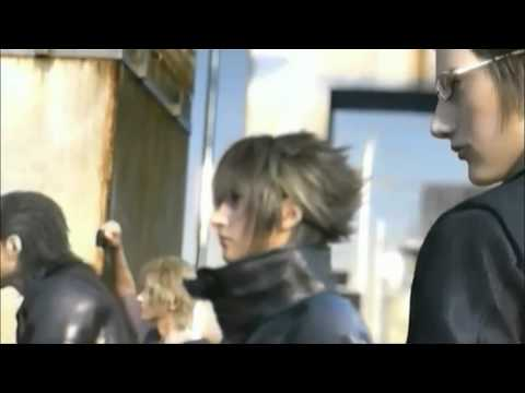 Final Fantasy XV |XIII Versus| - HD Trailer 2012