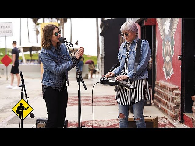Come On in My Kitchen | Larkin Poe | Playing For Change | Live Outside