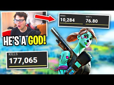 After Every Kill I EXPOSE Player's Stats In Fortnite Chapter 2... (this Is Shocking)