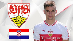 BORNA SOSA - Defensive Skills & Assists - VFB Stuttgart (HD)