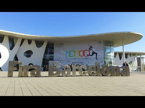 Hikvision at Barcelona Smart City Expo 2017