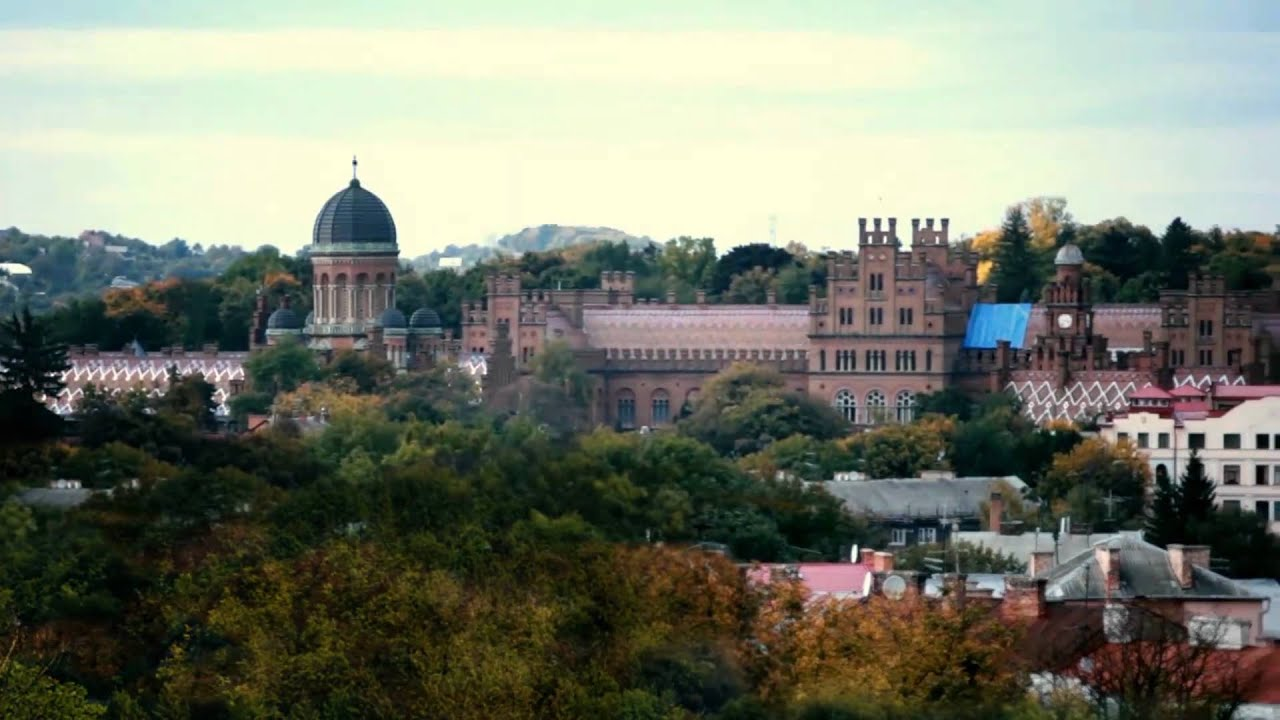 Chernivtsi, Ukraine - a multicultural gem of Central Europe