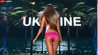 MISS UNIVERSE 2014-2015 PRELIMINARY COMPETITION - UKRAINE