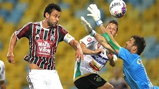 Gols, Fluminense 1 x 1 Tigres - Campeonato Carioca 21/03/2015