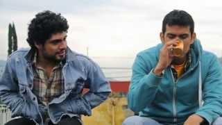 Gay Short Film - 100m freestyle (2013) - English Subtitle