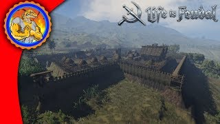 Is this game worth it? | FIRST IMPRESSIONS | Life is Feudal MMO Sandbox PC Gameplay | MULTIPLAYER