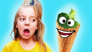 Do You like broccoli and many more funny songs