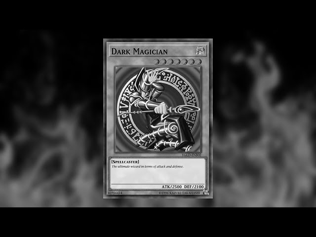 Dark Magician: The Ultimate Wizard In Terms of Attack and Defense