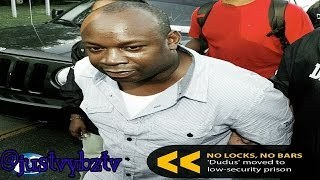 Dudus Moved To Low Security Prison 'No Locks No Bars'