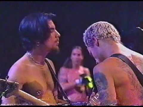 Red Hot Chili Peppers (Live) - Much Music - The Big Ticket