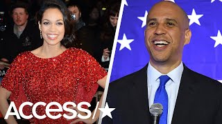 Rosario Dawson Confirms She's Dating Presidential Candidate Cory Booker!