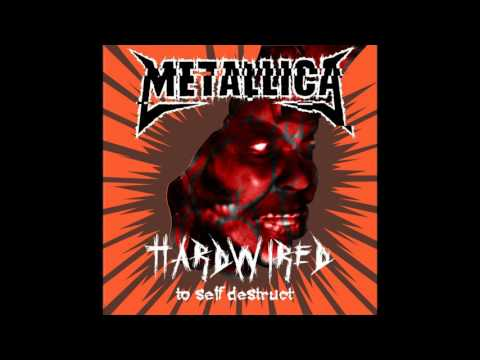 Metallica - Hardwired (if it was on St. Anger)