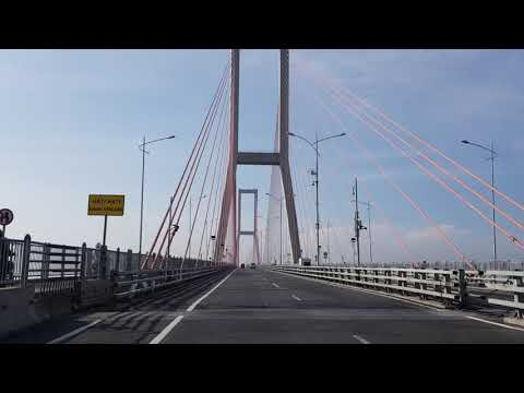 Surabaya Indonesia ka sabse famous bridge