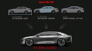 2017-2018 Lucid Air Revolution Car New Diesel