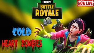 🔴Fortnite Battle Royale (PSN Giftcard Giveaway) Jamaican Gameplay
