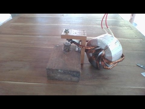 How to make spot welding machine at home 2017