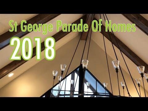 St George Utah Parade of Homes 2018 - Part II
