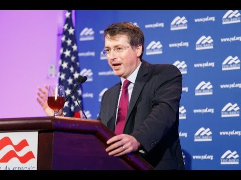 Rich Lowry LIVE at YAF's 40th annual National Conservative ...