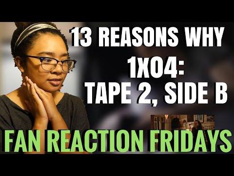 13 Reasons Why Season 1 Episode 4: