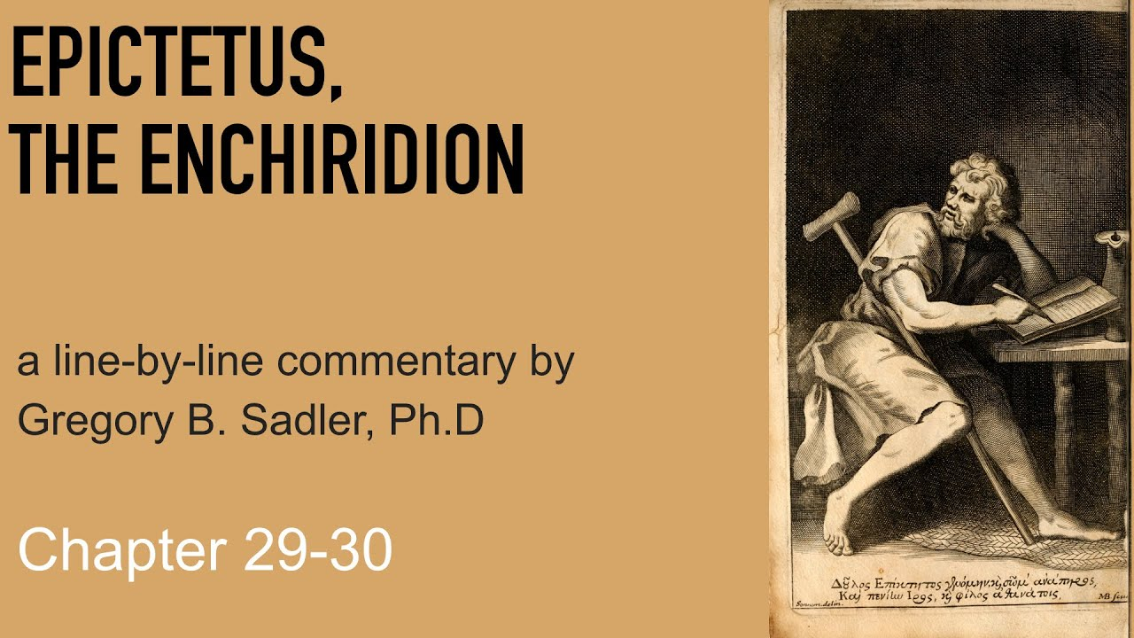 an analysis of epictetus beliefs expressed in enchiridion a short manual of stoic ethical advice com The seventh lesson is that in the stoic world, effective leadership and epictetus' enchiridion  stoic would be studying the analysis hans.