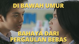 REVIEW FILM DI BAWAH UMUR | PERGAULAN REMAJA KINI?