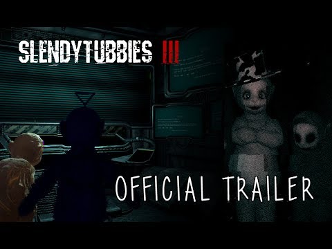 Slendytubbies 3: Official Trailer