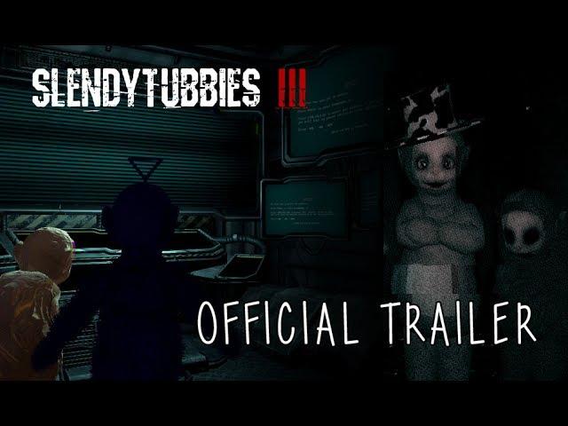 Slendytubbies 3: Official Trailer