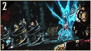 ECTOMORPHS Ruining Us!   Modded Darkest Dungeon 2020 Campaign   Let's Play   Part 2  