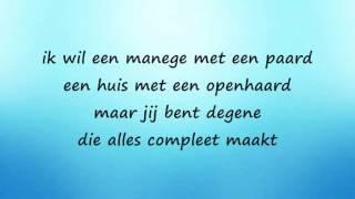 Gers Pardoel - Nooit Meer Alleen lyrics