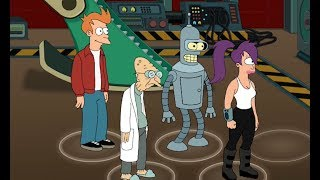 """Futurama: Worlds of Tomorrow"" Gameplay for new World-Building Mobile Game"