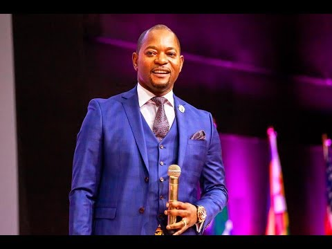 Upon this ROCK I will build My CHURCH - Pastor Alph LUKAU