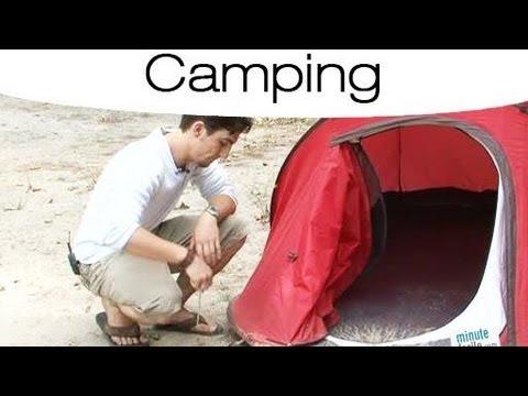 air sec. plier et ranger une tente 2 secondes