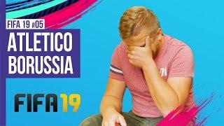 ATLETICO -BORUSSIA / FIFA19 #06