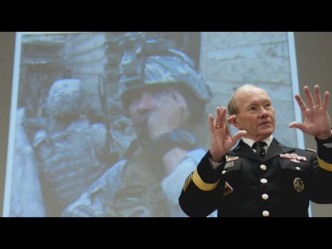 General Dempsey Reflects: The Profession of Arms