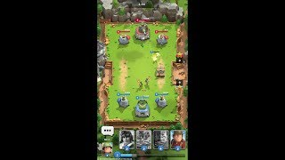 War Alliance (by MG Magnific Games GmbH) - strategy game for android - gameplay.