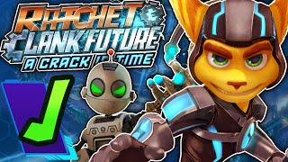 Ratchet and Clank Future: A Crack in Time Review
