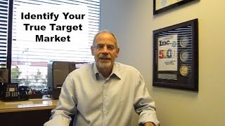 007: Your Target Market is Smaller Than You Think