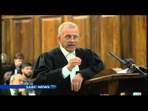 Masipa ignored the vital evidence of a ballistics expert argued Gerrie Nel