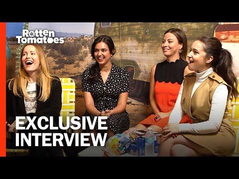 UNCUT 'Blockers' Cast Interview | Rotten Tomatoes @ SXSW 2018