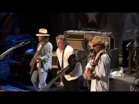 Neil Young - Hey Hey, My My (Into the Black) - Live at Farm Aid 2003